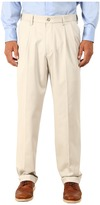 Dockers Comfort Khaki Stretch Relaxed Fit Pleated
