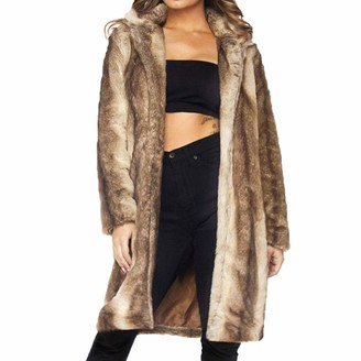 KaloryWee Autumn Winter 2018 Sale Clearance Womens Fleece Winter Warm Casual Parka Jacket Coat Outerwear Cardigan FW