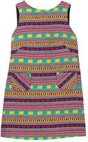 Milly Minis Pocket Shift Dress (Big Girls)