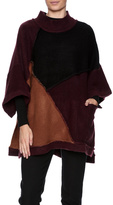 Umgee USA Oversized Colorblock Tunic