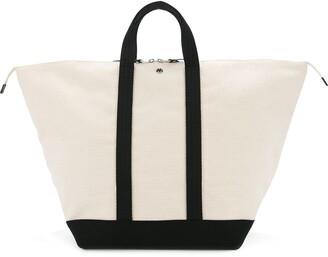 Cabas large Bowler bag