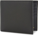 Canali Leather billfold wallet