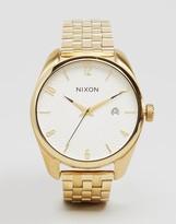 Nixon Gold Bullet Bracelet Watch A418-508