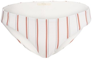 Eberjey Swim Summer Stripes Annia Bikini Bottom