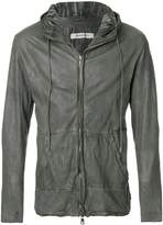 Giorgio Brato drawstring hooded jacket