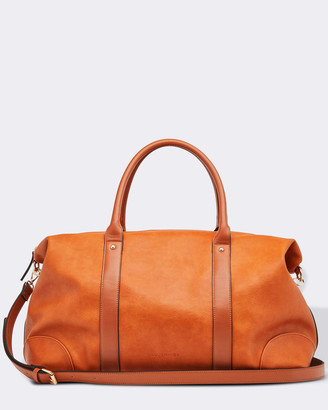 Louenhide - Women's Brown Weekender - Alexis Weekender Bag - Size One Size at The Iconic