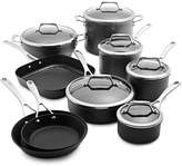 Sur La Table Dishwasher-Safe Hard Anodized Nonstick 15-Piece Set