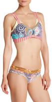Maaji Cinnabon Voyage Cheeky Cut Reversible Bikini Bottom