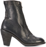 Guidi front zip boots - women - Horse Leather/Leather - 39