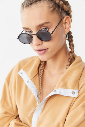 Urban Outfitters Rayanne Metal Round Sunglasses