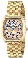 Invicta Women's 15040 Angel Analog Display Japanese Quartz Gold Watch