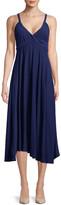 MDS Stripes Talitha Solid Dress