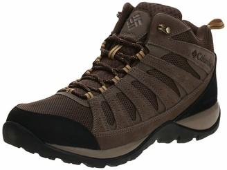 Columbia Men's Redmond V2 MID Waterproof Boot Hiking Shoe