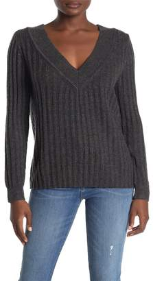 Tularosa Upland Textured V-Neck Sweater