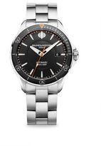Baume & Mercier Clifton Club 10340 Stainless Steel Bracelet Watch