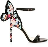 Sophia Webster Chiara Butterfly Embroidered Sandals