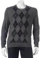 Apt. 9 Men's Classic-Fit Argyle Merino Sweater