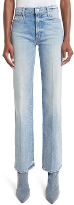 Mother The Kick It Ankle Flare Jeans