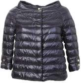Herno Black Nylon Ultralight Padded Jacket