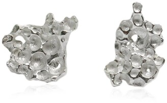 Karolina Bik Jewellery Pome Earrings Silver