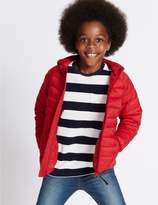 Marks and Spencer Lightweight Padded Coat with StormwearTM (3-14 Years)