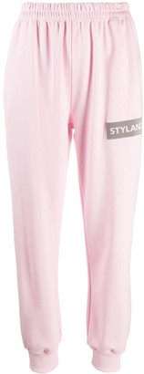 Styland Logo Print Track Pants