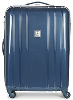 Delsey AIRCRAFT VAL TR SLIM 66 CM Blue