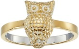 Anna Beck Owl Ring