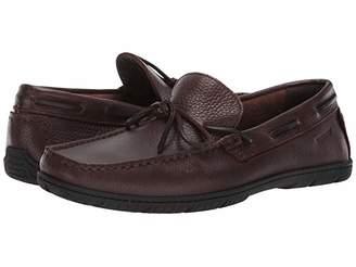 Sebago Schoodic (Total Black) Men's Lace up casual Shoes