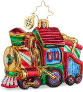 Christopher Radko Sweet Chuggin Along Gem Ornament