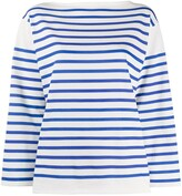 Philosophy di Lorenzo Serafini striped long sleeved T-shirt