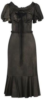 Brock Collection 3/4 length dress