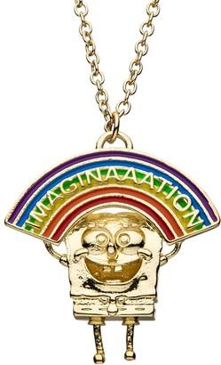 Nickelodeon Spongebob Squarepants Rainbow Imagination Pendant