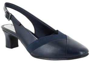 Easy Street Shoes Erika Slingback Pumps Women's Shoes