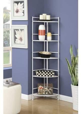 corner bookcase furniture shopstyle rh shopstyle com