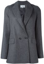 Carven double breasted blazer