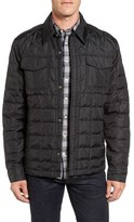 Timberland Lovewell Water Resistant Quilted Shirt Jacket