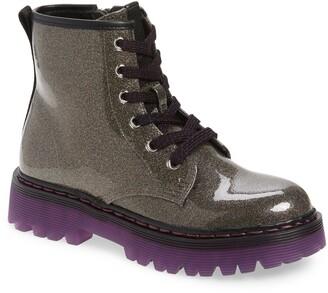 Steve Madden JDynasti Lace-Up Boot