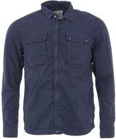 Garcia Cotton Shirt With Zip Fastening