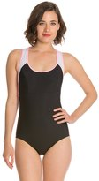 Reebok Mesh Mode T Back One Piece 7537887