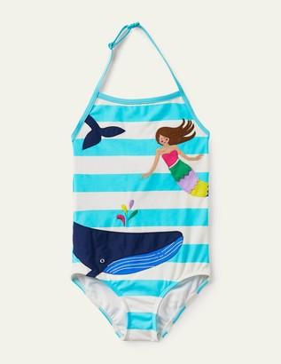 Boden Applique Swimsuit