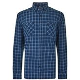 Woolrich Long Sleeved Check Shirt