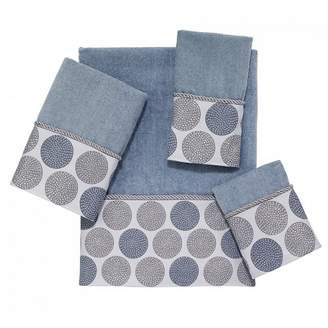 Avanti Dotted Circles 4 Pc Kit - Mineral Blue