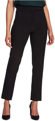 1 STATE 1.state Seamed Flat-Front Ankle Pants
