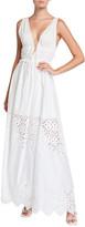 Jonathan Simkhai Waverly Floral Smocked Dress