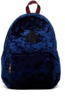 Madden-Girl Shimmer Velvet Backpack