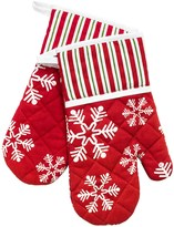 Waverly Traditions by Oven Mitts - Set of 2