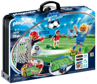 Playmobil Take Along Soccer Arena