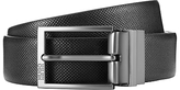 Hugo Boss Hugo By Hugo Boss C-goralbo Reversible Leather Belt, Black