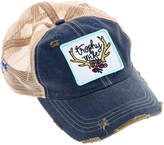 Judith March Trophy Wife Cap